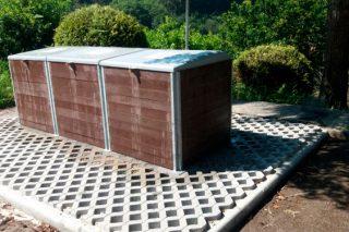 El Revitaliza, el programa de compostaje de la Diputación de Pontevedra, un potencial aliado contra los incendios forestales