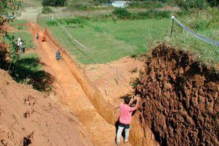 El sistema agrario en terrazas en Galicia se remonta a la Alta Edad Media
