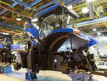 CNH Industrial reanuda la fabricación de maquinaria agrícola