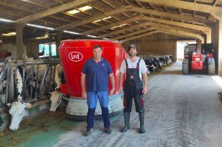 SAT Arenas: La ganadería líder de Cantabria en producción y pionera en robotizar la alimentación