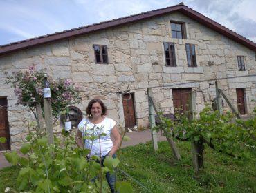Corisca, la primera bodega ecológica de Rías Baixas