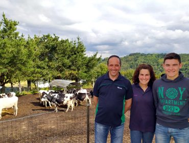 Casa Gallardo, una ganadería premiada por la calidad higiénico-sanitaria de su leche