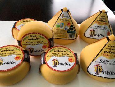 Cobideza lanza al mercado una nueva gama de quesos bajo la marca 'Os Pendellos