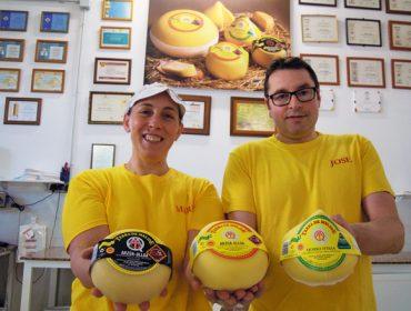 Lácteos Terra de Melide, 30 años haciendo quesos Arzúa-Ulloa