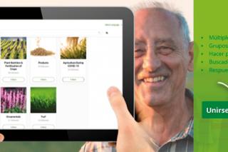 ICL crea AgroPro, un servicio online sobre nutrición de cultivos