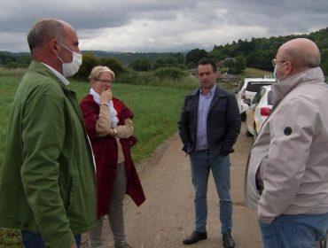 El ayuntamiento de Castroverde lanza un plan pionero en Galicia para favorecer la agrupación de parcelas agroganaderas y forestales