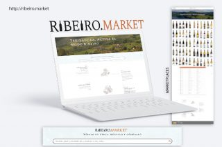 """""""Ribeiro Market"""", la tienda online para promover y comprar vinos del Ribeiro"""
