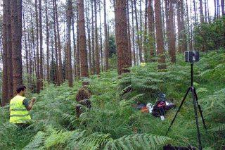 Comienza la toma de datos para la elaboración del Inventario Forestal Continuo de Galicia