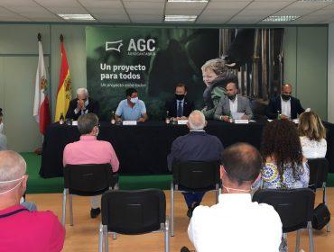 Las cooperativas Agrocantabria AGC y CAR de Castilla y León firman un acuerdo de colaboración