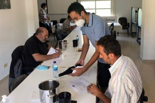 Veintitrés bodegas participaron en la cata de los vinos de Valdeorras de este año