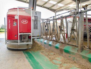 Primeros resultados del Lely Vector en la ganadería SAT A Campa
