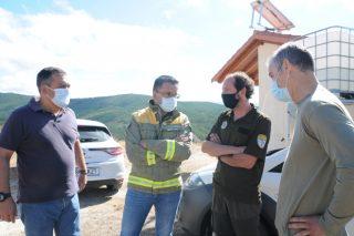Más de 250 incendios forestales contabilizados en Galicia en el último mes se produjeron por la noche