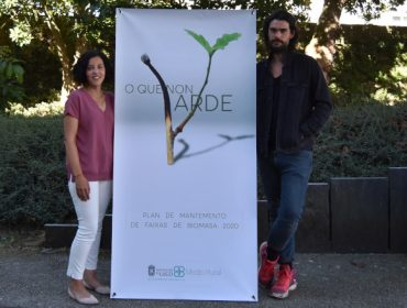 Medio Rural de la Diputación de Lugo lanza el programa «O que Non Arde» dirigido a los ayuntamientos que actúan en prevención de incendios.