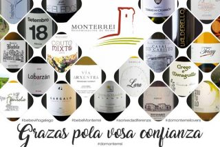 La Feria del Vino de Monterrei será virtual
