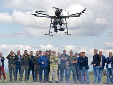 Así trabajan los drones de la Xunta en la lucha y prevención de incendios