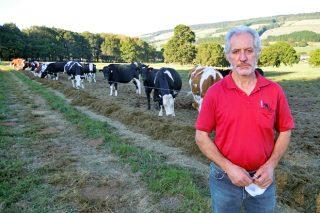 Cooperativa do Burgo de Negral, la experiencia de la primera ganadería de leche ecológica de Galicia