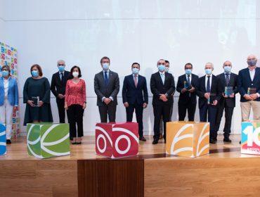 Bico de Xeado, Innolat, Torre de Núñez, Vegalsa Eroski y el Aula de Productos Lácteos, premios Galicia Alimentación 2020