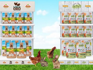 De Heus renueva la imagen de sus productos Biona y Pasaranda para aves y conejos