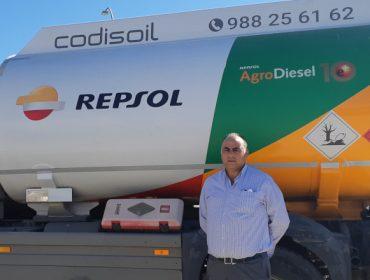 """""""El gasóleo agrícola de Repsol rinde más y cuida de la maquinaria"""""""