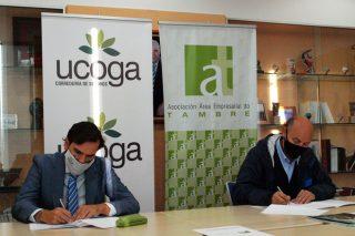 Ucoga asesora sobre seguros a las empresas del área empresarial del Tambre