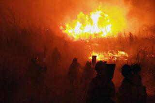 Piden un plan de gestión del territorio en Ourense frente a los incendios