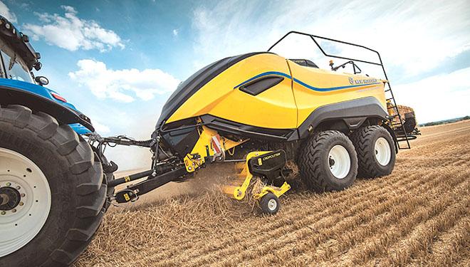 New Holland presenta sus novedades en tractores y en el segmento de recolección