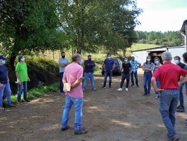 «En Galicia podemos producir el litro de leche con una huella de carbono inferior a 1 kg equivalente de CO2»