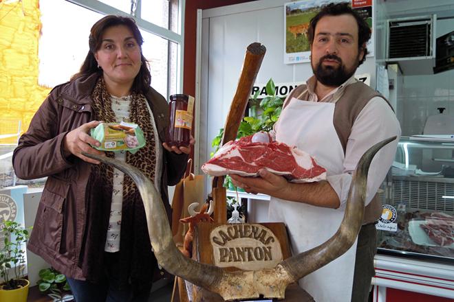 Eurolemos, un santuario de las razas autóctonas gallegas
