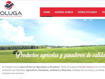 Coluga lanza su propia tienda online, especializada en huerta y jardín