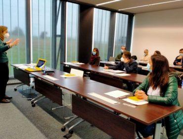 El aula de Productos Lácteos de la USC imparte formación a las queserías gallegas