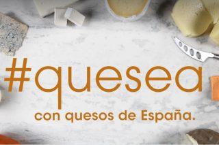"""Lanzan """"Quesea"""", una campaña para promover el consumo de quesos españoles"""