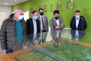 El Consejo Regulador de la DO. Ribeiro se traslada a una nueva sede