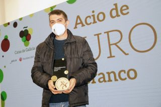 Vinos de Monterrei premiados en la Cata 2020