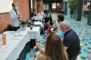 La DO. Valdeorras participa en el evento Verema Global Wine