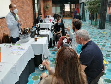 La DO. Valdeorras participa en el evento Verema Global Wine