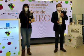 «O Luar do Sil» en blancos y «Alán de Val Mencía» en tintos, premios a los mejores vinos de Valdeorras