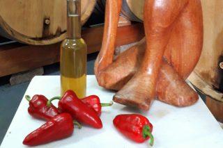 Vinagres do Ribeiro lanza un vinagre crianza con pimiento de Padrón