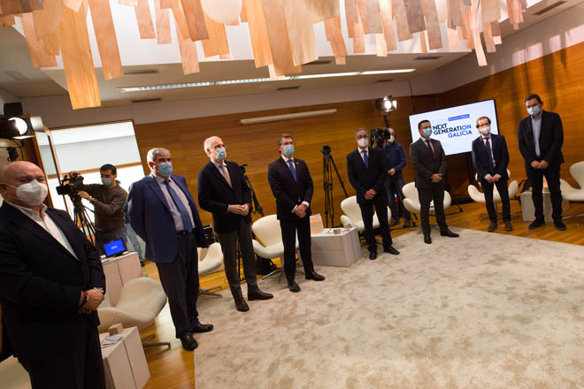 Cinco proyectos forestales de la Xunta aspiran a fondos del plan europeo de recuperación