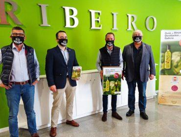 Los vinos de la D.O. Ribeiro logran 221 medallas en la Guía Luis Paadín