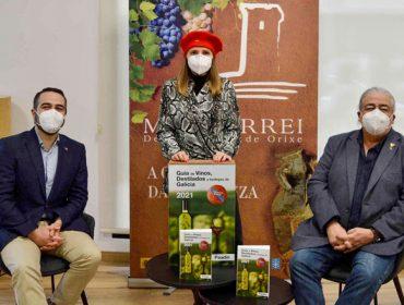 84 vinos de la DO Monterrei premiados en la guía de vinos de Luis Paadín