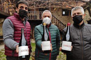 Rectoral de Gundivós, el vino de la Ribeira Sacra hecho en barro
