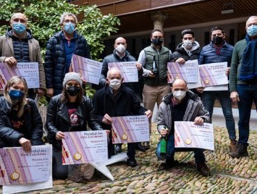 Vinos de la D.O. Ribeira Sacra premiados en el Mondial des Vins Extremes