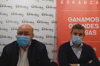 Unións se alía con Eskariam para las demandas contra el cártel de la leche