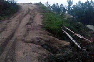 Demandan control sobre los daños que provocan motos, quads y todoterrenos en los montes