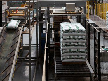 Delagro cuenta con una nueva línea de envasado de fertilizantes con las últimas innovaciones