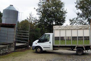 Cursos sobre bienestar animal en el transporte en Zas, Lugo y Viveiro