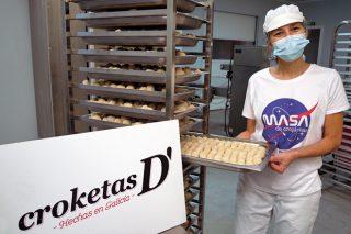Croketas D', elaboraciones gourmet hechas con productos gallegos