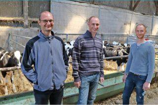 Gaec Varin: Una ganadería francesa funcional y eficaz