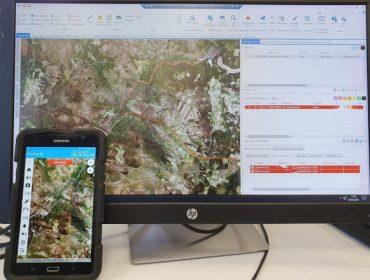 Nueva aplicación móvil de la Xunta para mejorar la extinción de los incendios forestales