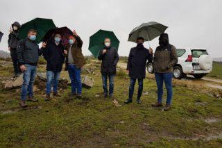 La Xunta recuperará en primavera 744 hectáreas de pastos en montes vecinales
